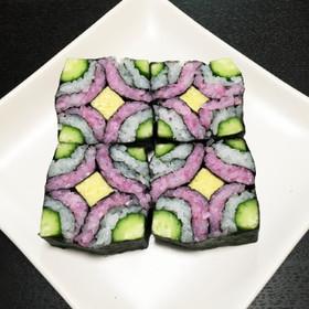 節分、誕生日、ひな祭りに飾り巻寿司!