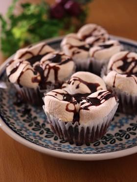 HMで作るスモアの簡単チョコレートケーキ
