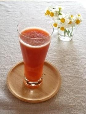 トマト&いちごのコールドプレスジュース