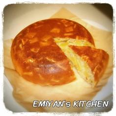 炊飯器&HM使用♡おいもたっぷりケーキ