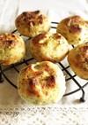 トースターで作る♡香り立つ♪セロリのパン