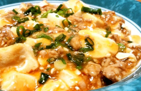 ◆簡単美味しい♪我が家の麻婆豆腐◆