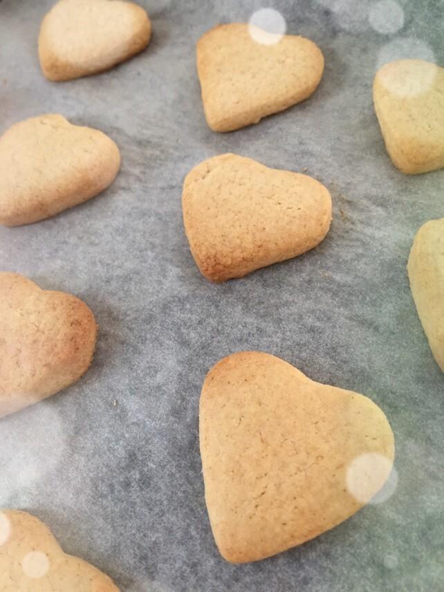 材料2つ!30分でできる簡単クッキー