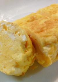 簡単♪白だしで作る☆だし巻き卵