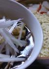 マルちゃん正麺 冷し中華deつけ麺