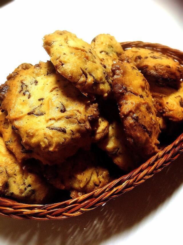 簡単!美味しい!チョコクッキー!