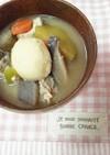 庄内風☆山形の芋煮☆簡単おいしい♪