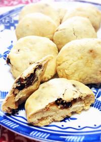 スパイスレーズンのサクサククッキー