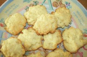 ざくざくチーズクッキー