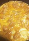 材料極少!麺つゆで簡単!鶏むね肉の親子丼