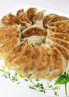 肉汁ジュワァ♫な白菜餃子
