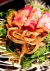 マルちゃん正麺でガッツリ冷やし中華