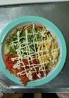 マルちゃん正麺でラーメンサラダ