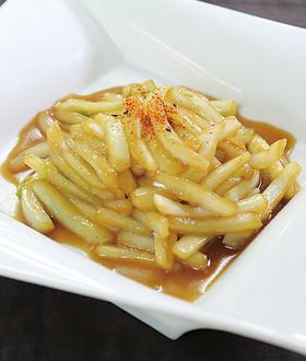 仙台白菜の金平
