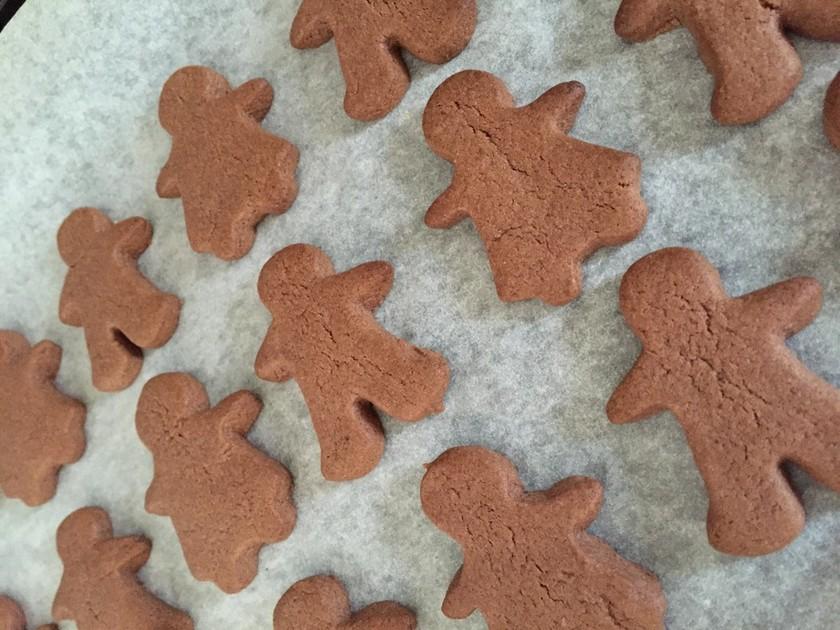 材料3つ!30分で簡単ココアクッキー