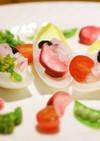 春爛漫♪かぶの花寿司