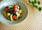 白菜と若布の醤油麹サラダ