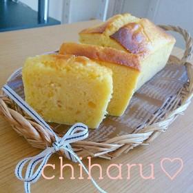 しっとり♡レモンヨーグルトパウンドケーキ