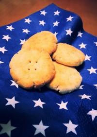 おから嫌いでも平気なおからクッキー