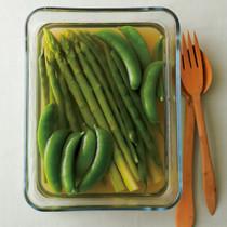 春野菜の煮びたし