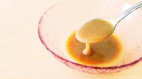 レンジで豆乳キャラメルソース