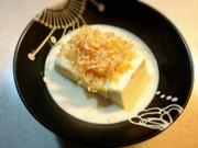 豆乳豆腐の写真