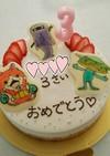 誕生日にも☆チーズアイスケーキ