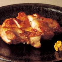 フライパン焼き鶏