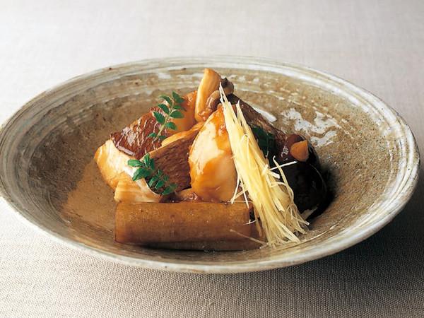 鯛のつや煮