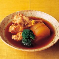 鶏手羽元の醤油煮