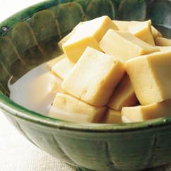 高野豆腐の煮もの