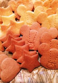 ホワイトデー♡クッキー好きの型抜クッキー