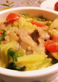 鶏肉と野菜のうまうま煮♡