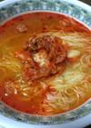 坦々キムチ麺