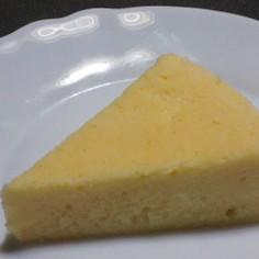 炊飯器で♪濃厚ベイクドチーズケーキ
