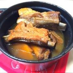 豚肉のあっさり紅茶煮