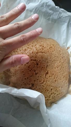 計量カップで簡単☆鹿児島の黒糖ふくれ菓子