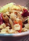 ホッキ(北寄)貝御飯〜30年レシピ改良版