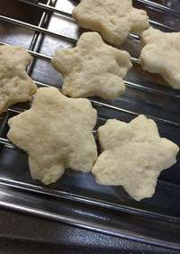HM50gでクッキー