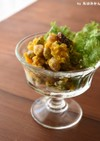 リメイク☆カボチャの煮物と豆のマヨサラダ