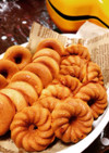 HMで簡単焼きドーナツ☆☆ビタントニオ☆
