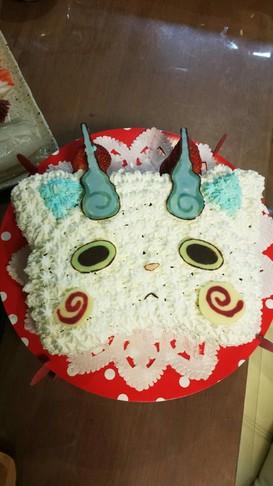 コマさん誕生日ケーキ By Esi クックパッド 簡単おいしい