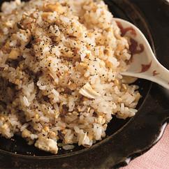 豆腐チャーハン