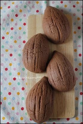 サクサク☆アーモンドクッキーパン