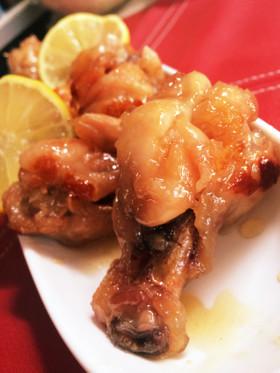 鶏の寿し酢煮