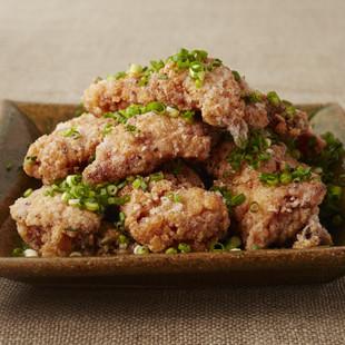 鶏胸肉のジューシーから揚げ