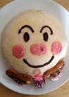 アイスクリームのドームケーキ