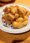 菊芋と鶏肉の甘辛揚げ
