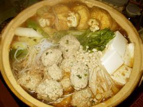 冬色☆我が家の味噌ちゃんこ鍋
