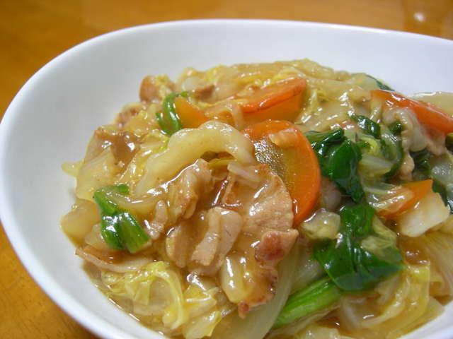 心もあったまる 白菜のあんかけ By Taka1129 クックパッド 簡単